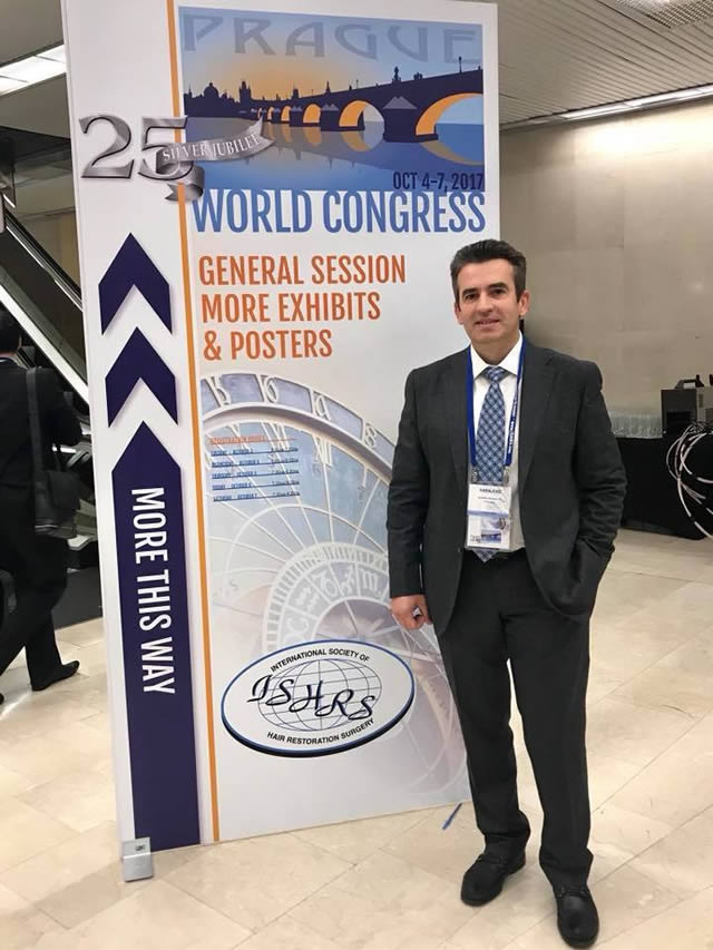 Μεταμόσχευση μαλλιών, 25th International Society of Hair Restoration Congress